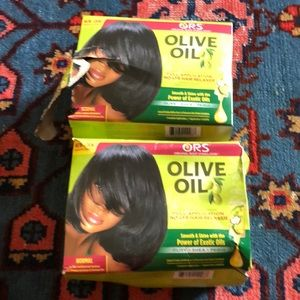 Accessories - ORS Organic Root Stimulator Olive Oil Relaxer Kit